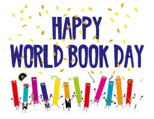 World Book Day 5 March - Merritts Brook E-ACT Primary Academy